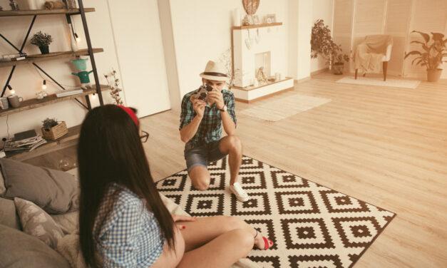 Jak zrobić ładną sesję ciążową bez profesjonalnego fotografa. Sesja brzuszkowa w wersji bezkosztowej.